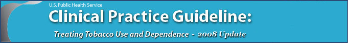 Clinical Practice Guideline Banner