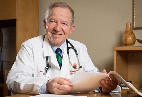 Dr. Fiore Headshot