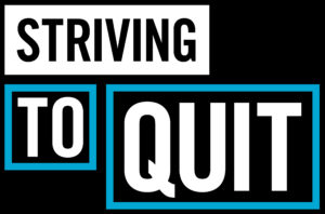 Striving to Quit logo
