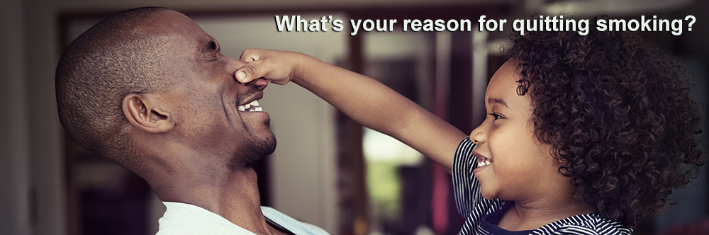 What's your reason for quitting smoking?