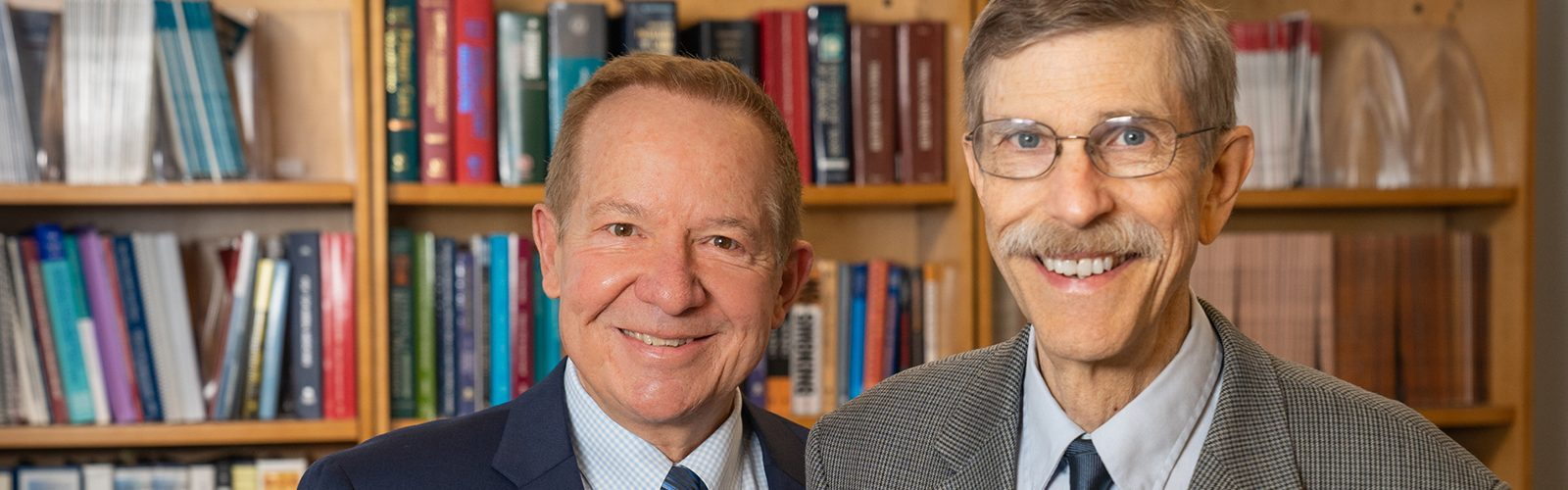 Dr. Michael Fiore and Dr. Tim Baker
