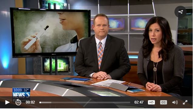 CBS News discusses menthols and flavorings