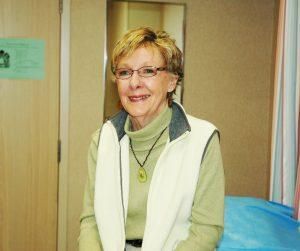 Donna Hoekstra quit smoking