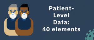 Patient-level data - 40 elements