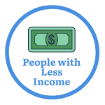 People with Less Income