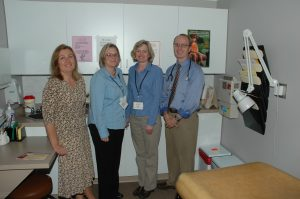 UW-CTRI works with staff at Scenic Bluffs Community Health Center to help patients quit tobacco use