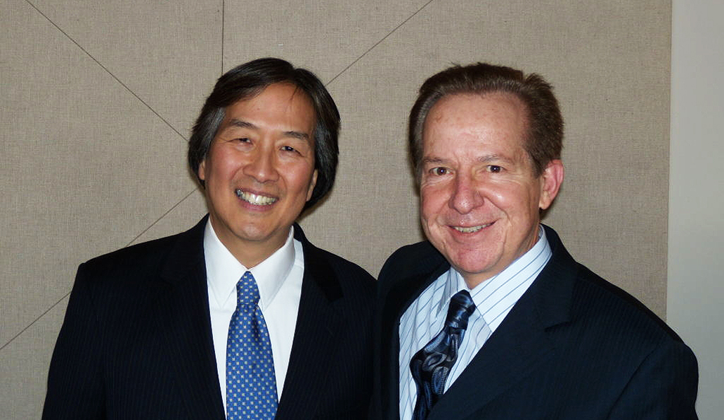 Drs. Koh and Fiore