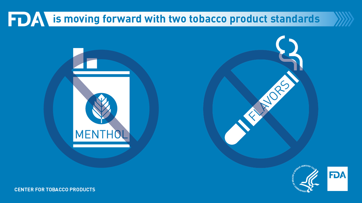 FDA bans menthol, bans little cigar flavorings
